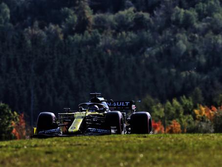 Análise: o caminho de Daniel Ricciardo desde a chegada à Renault em 2019 até o pódio em Nürburgring