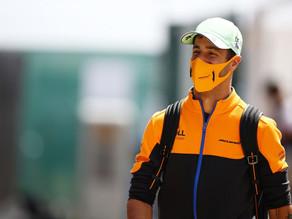 Daniel Ricciardo tem seu final de semana mais decisivo na McLaren