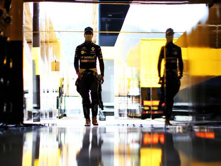 ANÁLISE: A estratégia de pneus optada pela Renault de Daniel Ricciardo