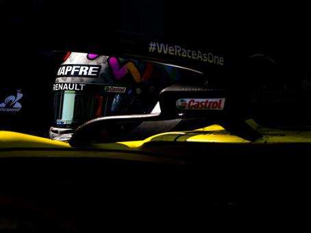 """Daniel Ricciardo mantém otimismo em pontuar no GP de Barcelona: """"Vai ser difícil, mas vamos tentar"""""""