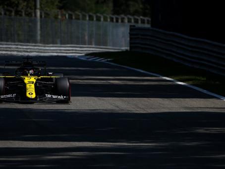 Daniel Ricciardo define Q1 como ''caótico'' e mantém otimismo em relação à corrida