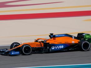 Daniel Ricciardo repete a dose e lidera sessão da manhã na pré-temporada do Bahrein
