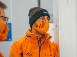 """Ricciardo diz que tatuagem de Abiteboul """"definitivamente vai acontecer"""""""