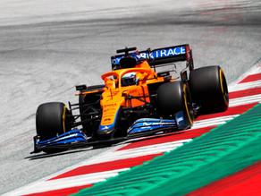 A decepção austríaca de Daniel Ricciardo