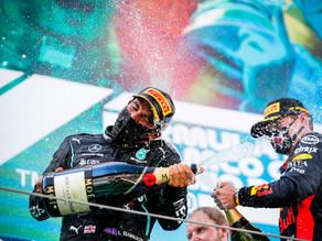 GP de Barcelona conta com domínio de Lewis Hamilton e do forte calor