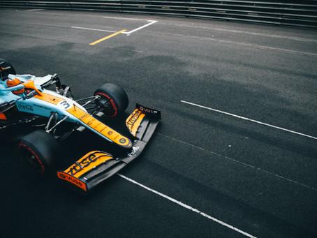Mclaren considera mudança de chassi para Ricciardo no GP do Azerbaijão