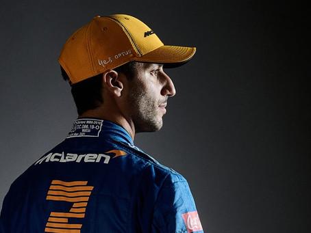 Daniel Ricciardo fala sobre adaptação à McLaren e parceria com Norris