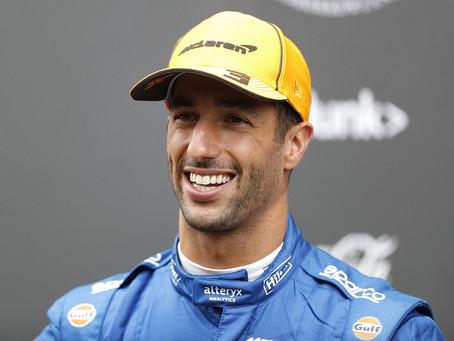 Por que Ricciardo mudou de ideia sobre as corridas de simulação