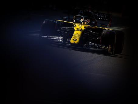 GP da Toscana: Daniel Ricciardo luta bravamente pelo pódio, mas é superado por Alexander Albon