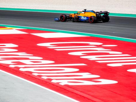 Sexta de treinos livres e sábado de classificação sólida: Daniel Ricciardo e o GP de Barcelona