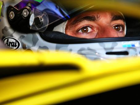 Nürburgring: Daniel Ricciardo recupera de erro no Q3 e larga da sexta colocação