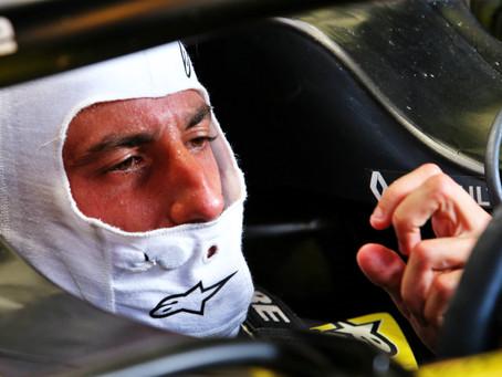 Q&A Daniel Ricciardo: Nürburgring