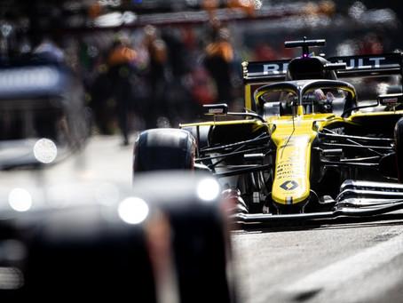 GP da Bélgica: Daniel Ricciardo crava a volta mais rápida e fica a 3.4s do pódio