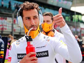 'Eu precisava disso' Diz Ricciardo sobre superar dificuldades na qualificação com corrida na Áustria