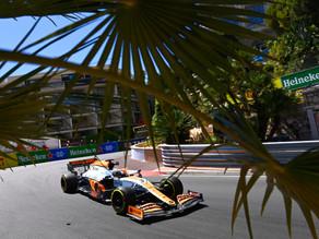 Dois P15 e multa de 400 euros: a quinta-feira de Daniel Ricciardo em Mônaco