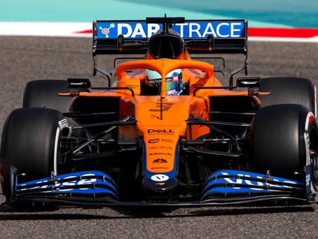 Resumão: Daniel Ricciardo e a sexta-feira de treinos livres no Bahrein