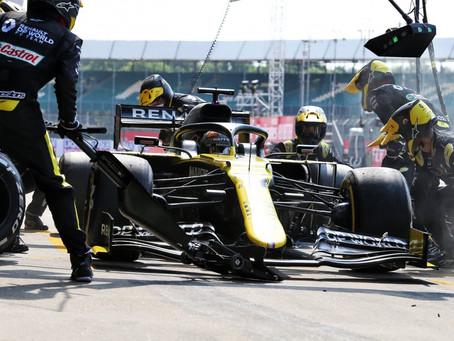 De P5 para P14: Daniel Ricciardo roda na pista e não pontua no GP de 70 anos da F1