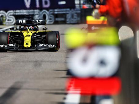 GP da Rússia: Daniel Ricciardo mantém ritmo dos treinos e crava P5 no classificatório em Sochi