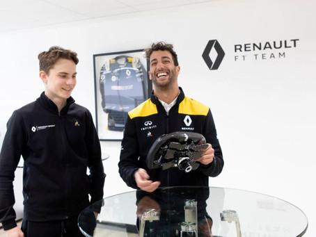 Ricciardo elogia maturidade de Oscar Piastri e se diz impressionado com habilidade do conterrâneo