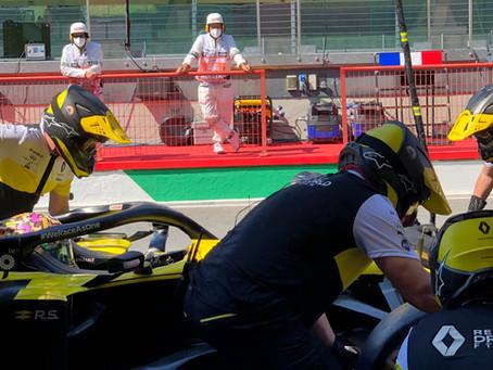 Treino Livre 3: Daniel Ricciardo não repete desempenho apresentado na sexta e finaliza em P17