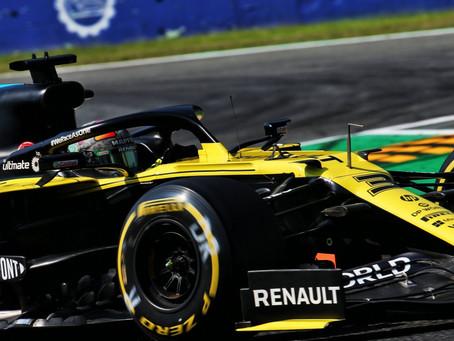 GP de Monza: Daniel Ricciardo não cumpre as expectativas e larga em P7