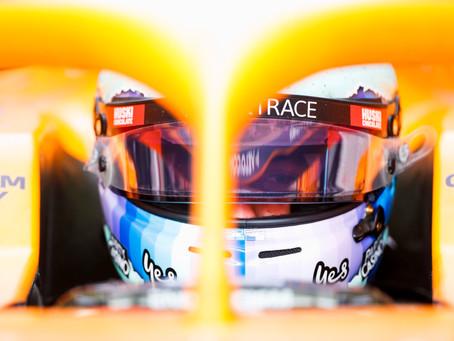 Daniel Ricciardo volta à zona de pontuação em corrida discreta no Azerbaijão