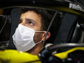 """Ricciardo analisa obstáculos na Espanha: """"Quanto mais perto você chega, mais você machuca os pneus"""""""