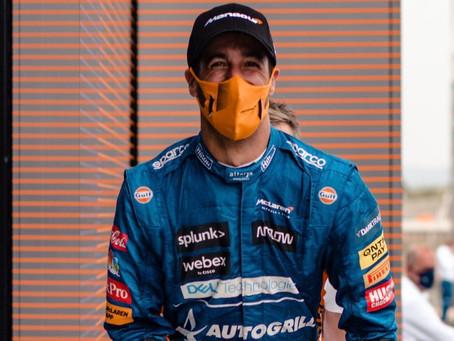 """Daniel Ricciardo comemora reencontro com talentos antigos no GP da França: """"Eu nunca fui embora"""""""