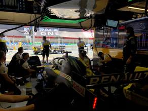Em um fim de semana abaixo do esperado, Ricciardo chega em 11º lugar e não pontua no GP da Espanha