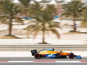 Com direito a recado no rádio para fãs australianos, Ricciardo encerra pré-temporada no Bahrein