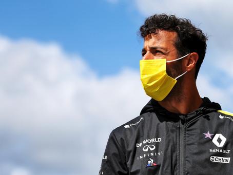 Daniel Ricciardo demonstra confiança no carro e projeta novo duelo por posição com Max Verstappen