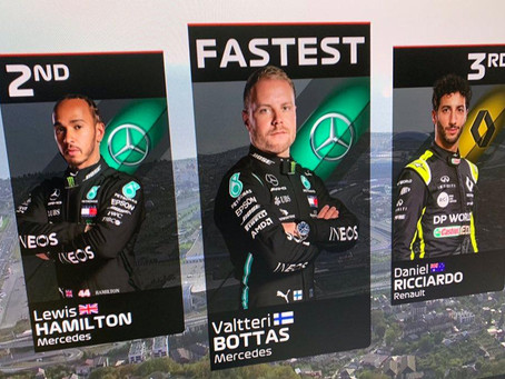 GP da Rússia: Daniel Ricciardo crava presença no top 3 da sexta-feira de treinos livres