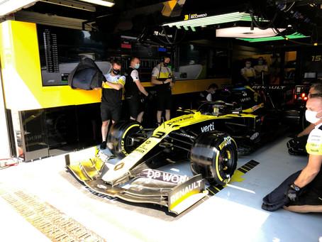 Resultado enganoso: Ricciardo tem melhor volta deletada no segundo treino livre e finaliza em P15