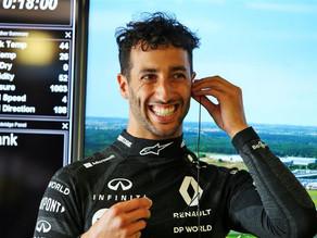 Q&A Daniel Ricciardo: O que esperar de Barcelona e os aprendizados colhidos em Silverstone