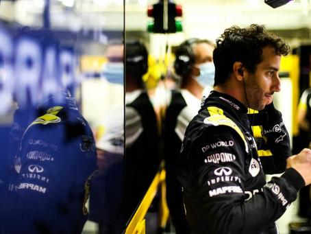 Daniel Ricciardo assume posto de piloto com maior número de pontos pela Renault na década