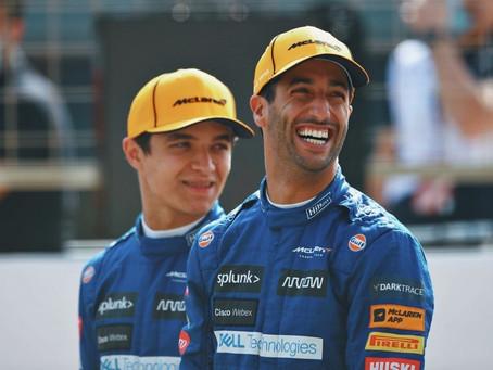 Pré-temporada no Bahrein: Daniel Ricciardo crava melhor tempo na sessão pela manhã