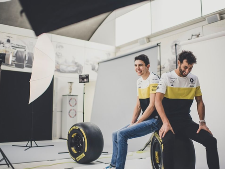 """""""Ocon me ajudou a aprender como gerações mais jovens são mais conectadas"""", diz Ricciardo"""