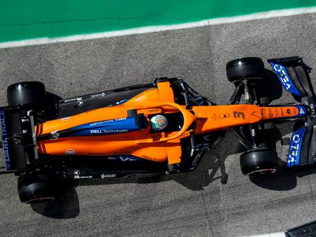 """Daniel Ricciardo """"engole"""" ego, respeita ordem de equipe e fecha Ímola na sexta posição"""