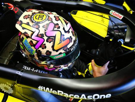 """Daniel Ricciardo avalia condições de Nürburgring: """"É a nossa chance de nos tornamos heróis"""""""