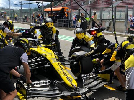 Dúvida de chuva e tráfego no final: Daniel Ricciardo conquista o P7 no último treino livre