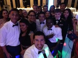 Military Ball Selfie