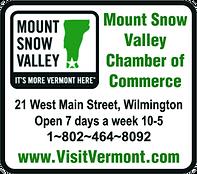 Mount Snow Chamber of Commerce Wilmington Vermont