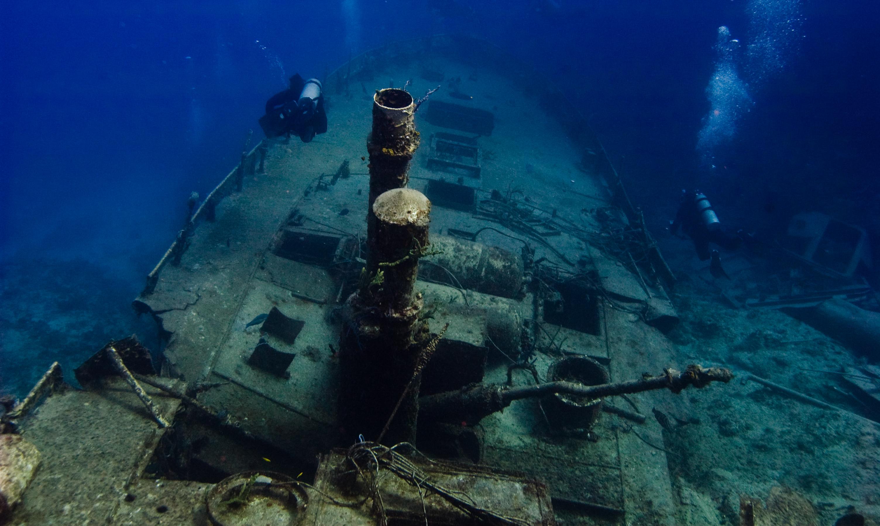 Shipwreck - Austin Smith