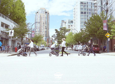 Sneak Peak of the Stroller Class with Fit4two - Yaletown