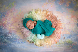 Neev's Newborn-14