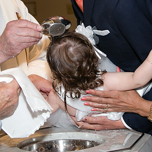 Leticia's Baptism