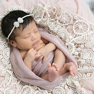 Ana Fernanda's Newborn