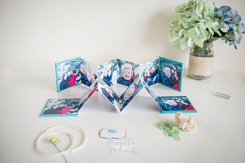 Accordion Book - Set of 3
