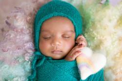 Neev's Newborn-10