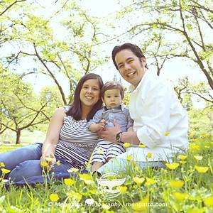 Cattebeke's Family